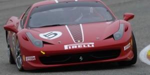 Ferrari Debuts the 458 Challenge