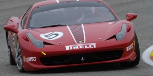 Car Video of the Day: Ferrari 458 Challenge At The Track