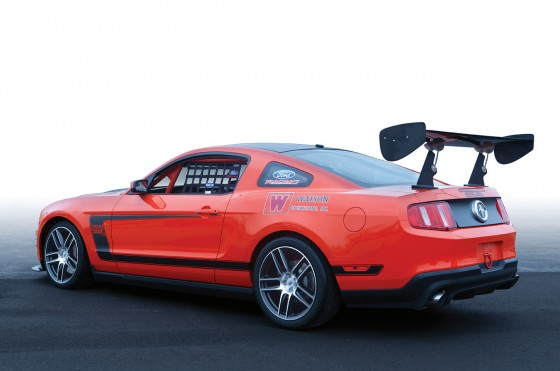 Ford-Mustang-Boss-302S-Rear