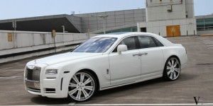 Mansory Rolls Royce Ghost: Francisco Cordero Edition