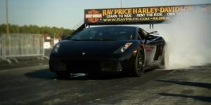 Video: Underground Racing Twin-Turbo Lamborghini Gallardo Nera