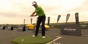 Lamborghini Gallardo LP560-4 vs Golf Ball