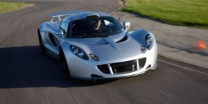 Video: Hennessey Venom GT At Jay Leno's Garage