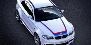 A Special Edition BMW 1M Coupe In The Works?