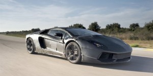 AutoCar Drives The Lamborghini Aventador LP700-4 Test Mule