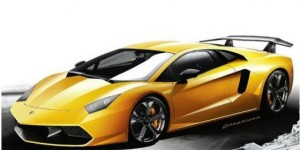 Rendered Speculation: Lamborghini Aventador LP700-4