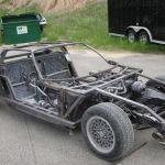 Lamborghini-Miura-Chassis