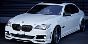 2010 BMW 760Li by Lumma-Shaston