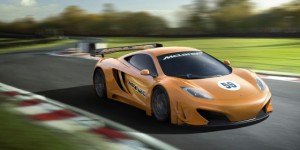 McLaren Introduces The MP4-12C GT3 Race Car with Video