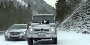 Video: Mika Häkkinen And Michael Schumacher In Mercedes Commercial