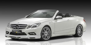 PIECHA Design Mercedes E-Class Convertible