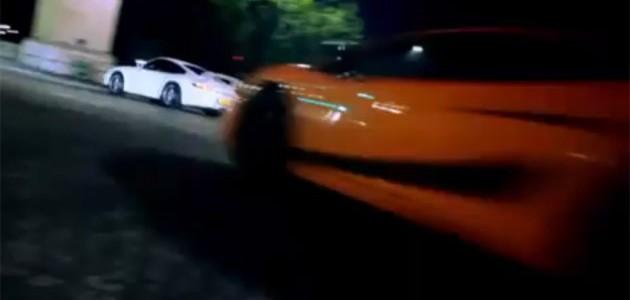 Porsche-Lambo