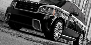 Project Kahn Range Rover RS500 Cosworth