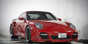 900 Horsepower Promotive Porsche 911 Turbo