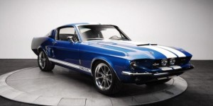 RK Motors Tuned 1967 Shelby GT500 Supercharged