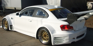 Senkyr Motorsports BMW E82 1 Series Coupe GTR