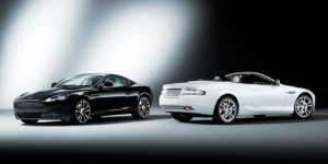 Three New Aston Martin DB9 Models Released