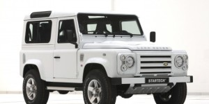 2011 STARTECH Land Rover Defender 90 Yachting Edition