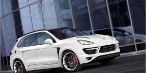 Porsche Cayenne Vantage GTR 2 by TopCar