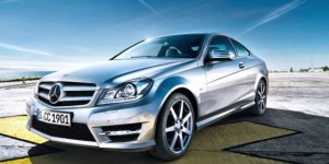 Leaked Photos Of 2012 Mercedes-Benz C-Class Coupe