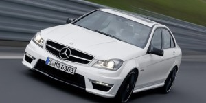 Official Photos: 2012 Mercedes-Benz C63 AMG