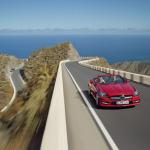 2012-Mercedes-SLK-Red-Front
