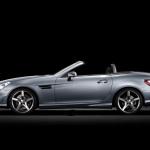 2012-Mercedes-SLK-Left-Side
