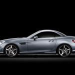 2012-Mercedes-SLK-Roof-Up