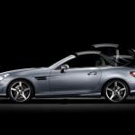 2012-Mercedes-SLK-Roof-Folding