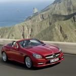 2012-Mercedes-SLK-Red