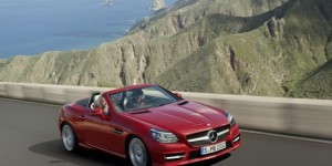 Official: 2012 Mercedes-Benz SLK