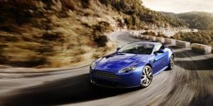 Video: Aston Martin V8 Vantage S