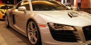 800 HP Audi R8 by Evolution MotorSports