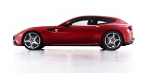 Ferrari Presents The 2012 FF