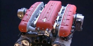 Video: Ferrari V12 Engine Build Process