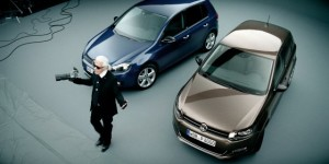 Karl Lagerfeld Approves Of The Volkswagen Polo And Golf