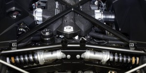 Lamborghini Aventador Suspension Images Released