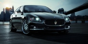 Italian Stallion – Maserati Quattroporte Luxury Sedan
