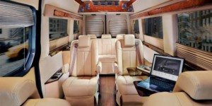 Mercedes-Benz Sprinter Grand Edition: Not A Soccer Mom Van