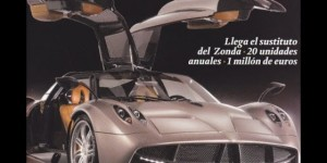 Leaked Pictures Of The Pagani Huayra – Deus Venti
