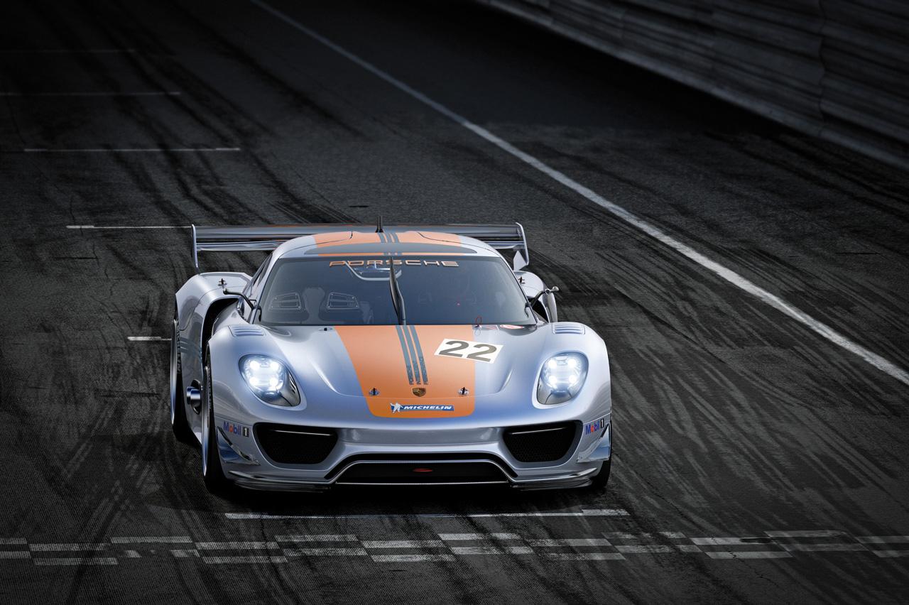 porsche 918 rsr race car wallpaper 9