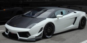 Reiter Engineering Lamborghini Gallardo LP600+