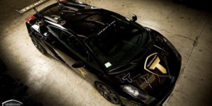 Carbon Fiber Lamborghini Gallardo By Tecnocraft
