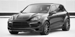 Top Car Porsche Cayenne Vantage 2