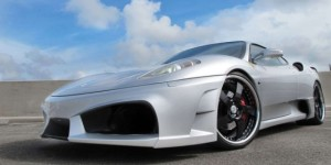 Ferrari F430 By Premier 4509 And Wheels Boutique