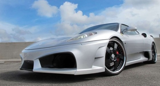 Veilside-Ferrari-F430