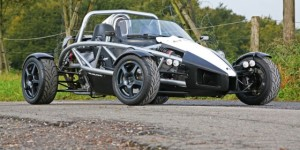 340 Horsepower Ariel Atom 3 By Wimmer RS