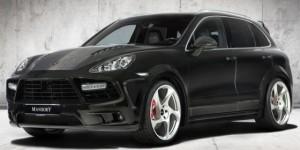Mansory Tuned Porsche Cayenne