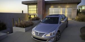 Hyundai Genesis R-Spec Sedan