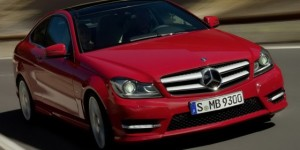 More Leaked Photos Of 2012 Mercedes C-Class Coupe